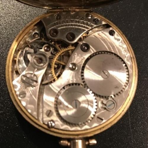 Waltham Grade No. 315 Pocket Watch Image