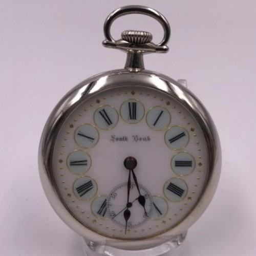 South Bend Grade 323 Pocket Watch Image