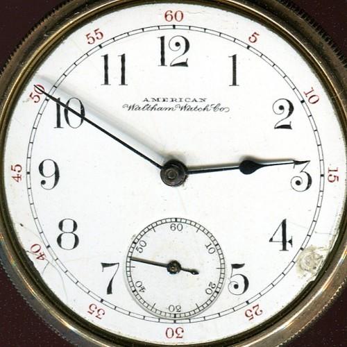 Waltham Grade Export Pocket Watch Image
