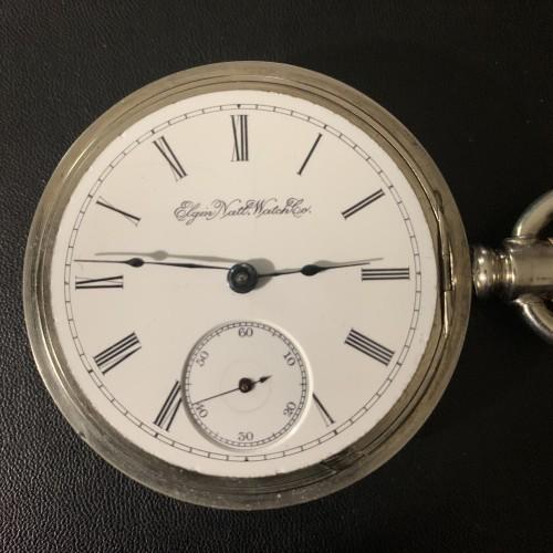 Elgin Grade 10 Pocket Watch Image