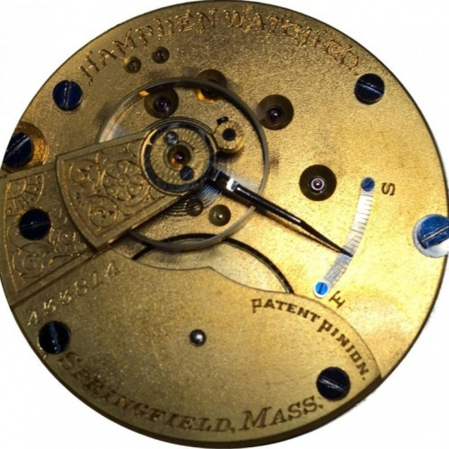 Image of Hampden No. 70 #433814 Movement