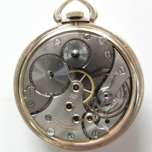 Longines Grade 37.9 ABC Pocket Watch Image