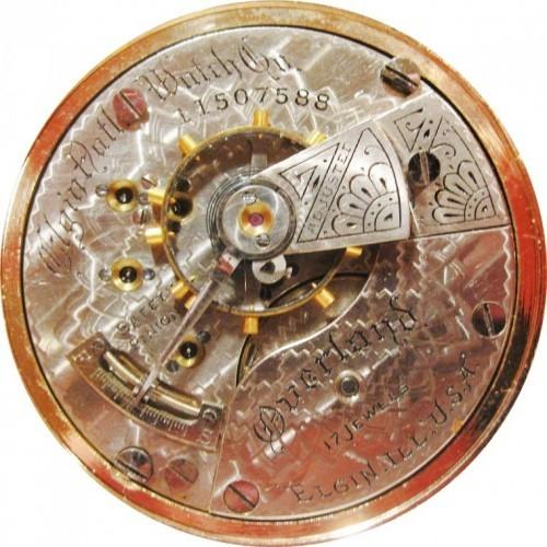 Elgin Grade 279 Pocket Watch Image