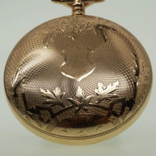 Elgin Grade 181 Pocket Watch Image