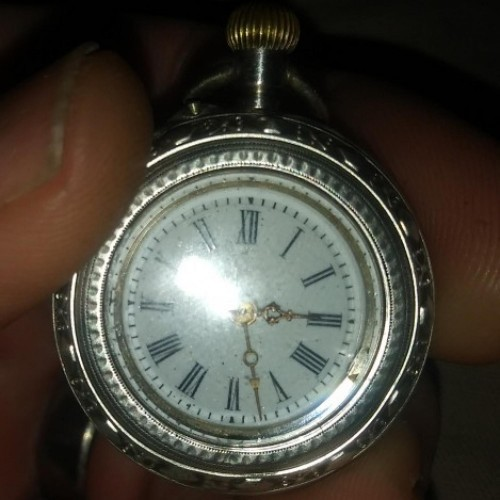 Other Grade L. Jacot LOCAL Pocket Watch Image