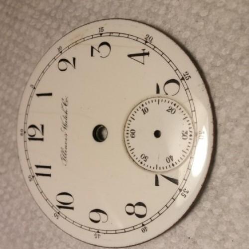 Illinois Grade 57 Pocket Watch Image