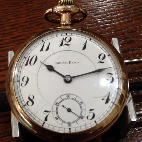 South Bend Grade 207 Pocket Watch