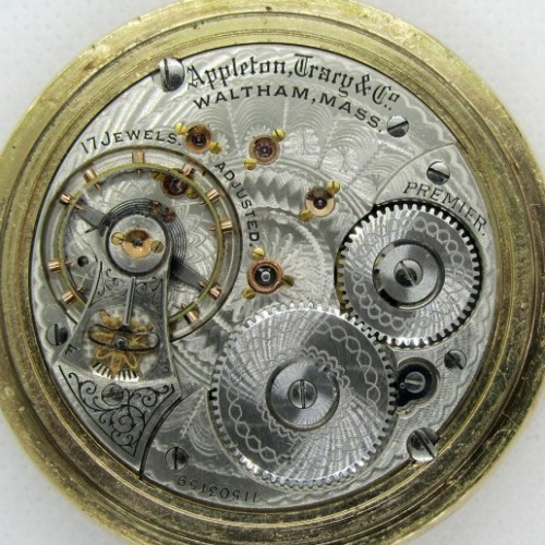 Image of Waltham A.T. & Co. #11503159 Movement