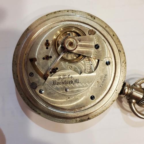 Rockford Grade 66 Pocket Watch Image