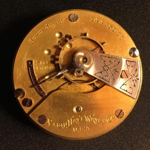 Elgin Grade 294 Pocket Watch Image