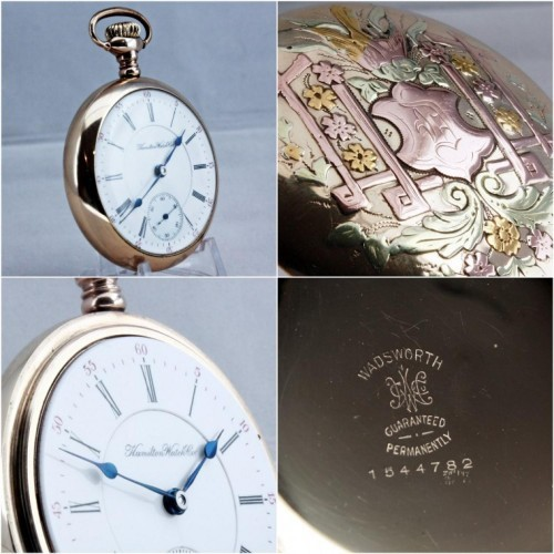 Hamilton Grade 938 Pocket Watch Image