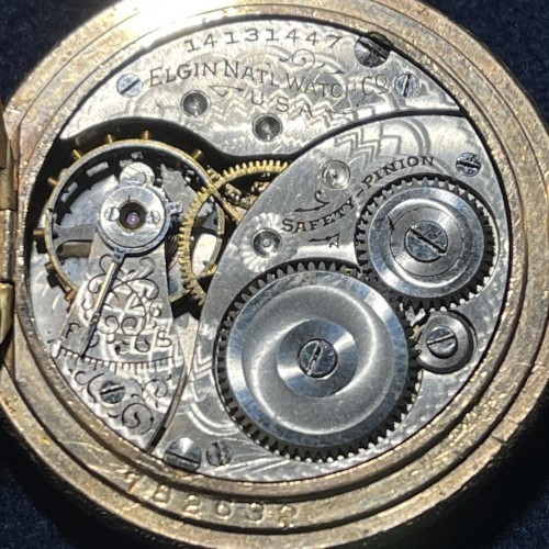 Elgin Grade  Pocket Watch Image