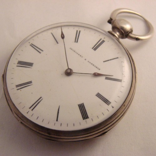 Other Grade Devaujany a Grenoble Pocket Watch Image