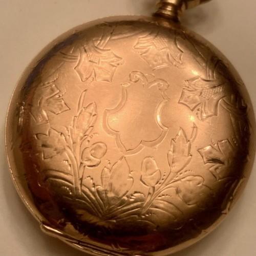 Elgin Grade 295 Pocket Watch Image