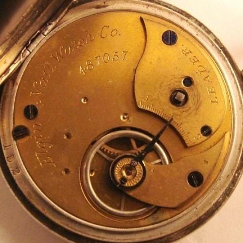Elgin Grade 59 Pocket Watch