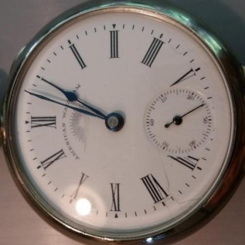 Waltham Grade SOL Pocket Watch Image