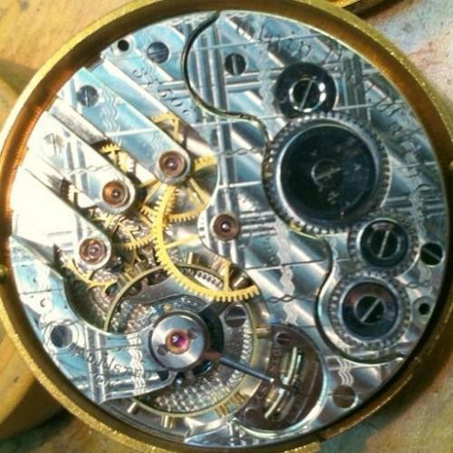 Elgin Grade 23 Pocket Watch Image