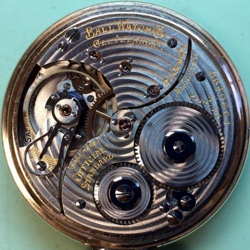 Image of Ball - Hamilton 999P #B640864 Movement