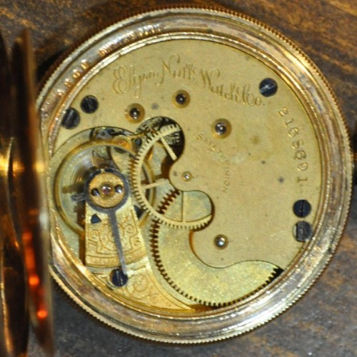 Elgin Grade 94 Pocket Watch Image