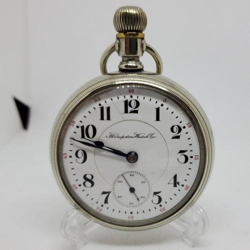 Hampden Grade Special Railway Pocket Watch