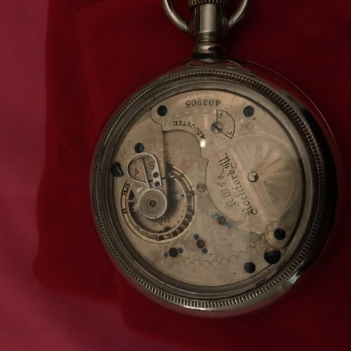 Image of Rockford 86 #403908 Movement