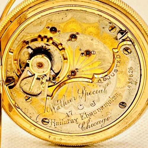 Rockford Grade 82a Pocket Watch