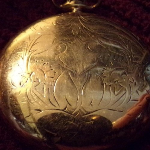 Hamilton Grade 975 Pocket Watch Image