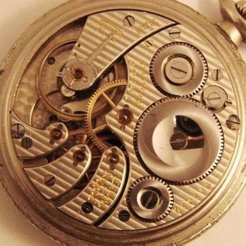 Rockford Grade 665 Pocket Watch Image