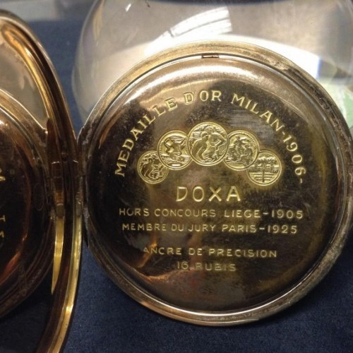 Other Grade DOXA Pocket Watch Image