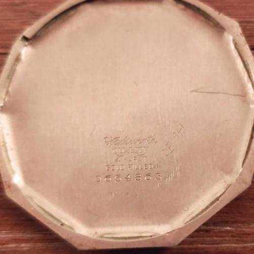 Hamilton Grade 918 Pocket Watch Image