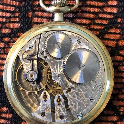 Hampden Grade No. 306 Pocket Watch Image