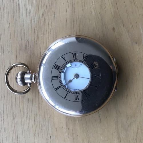 Waltham Grade Giant Pocket Watch Image