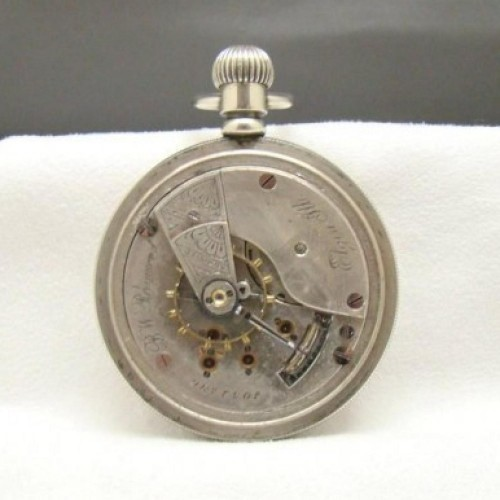 Elgin Grade 116 Pocket Watch Image