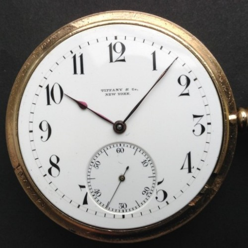 Tiffany & Co. Grade Unknown Pocket Watch Image