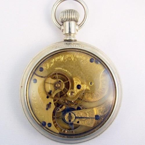 Elgin Grade 83 Pocket Watch Image