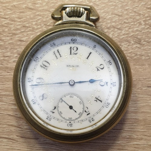 Elgin Grade 159 Pocket Watch Image