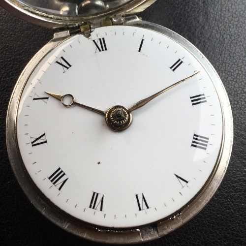 Other Grade Verge - James Valentine Pocket Watch Image