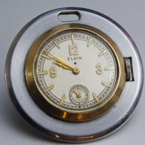Elgin Grade 519 Pocket Watch Image