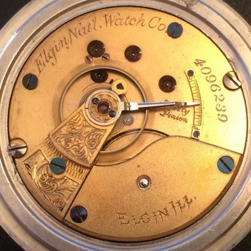 Image of Elgin 10 #4096239 Movement