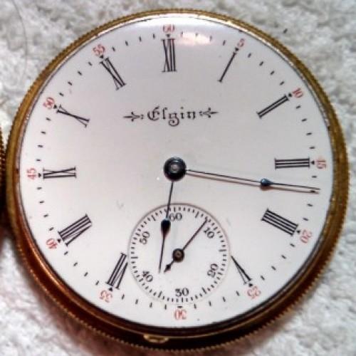 Image of Elgin 216 #10545744 Dial