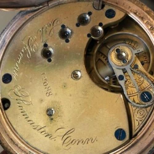 Seth Thomas Grade 101 Pocket Watch Image