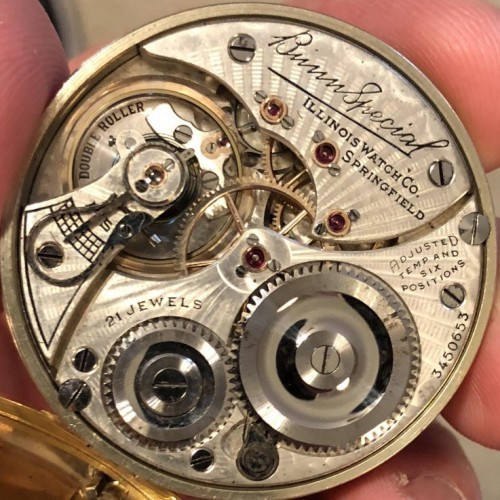 Image of Illinois Bunn Special #3450653 Movement
