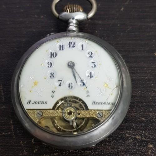 Hebdomas Grade  Pocket Watch Image
