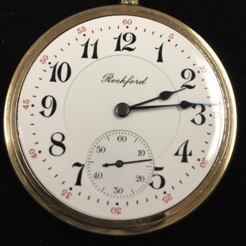 Image of Rockford 645 #825646 Dial
