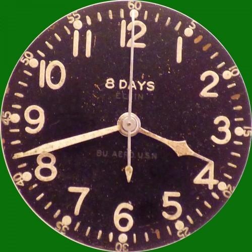 Elgin Grade 562 Pocket Watch Image