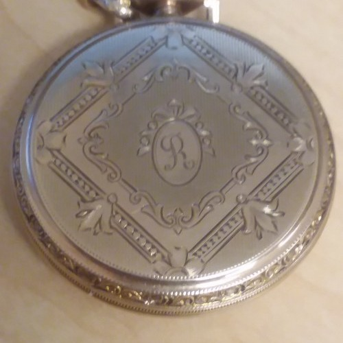 South Bend Grade 219 Pocket Watch Image