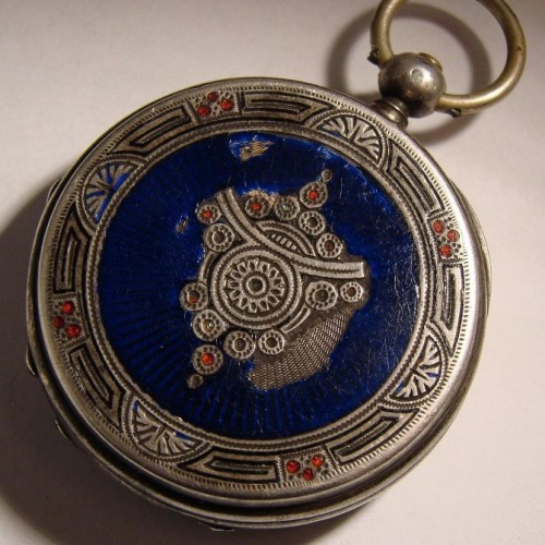 Other Grade Hy Moser & Co Pocket Watch Image