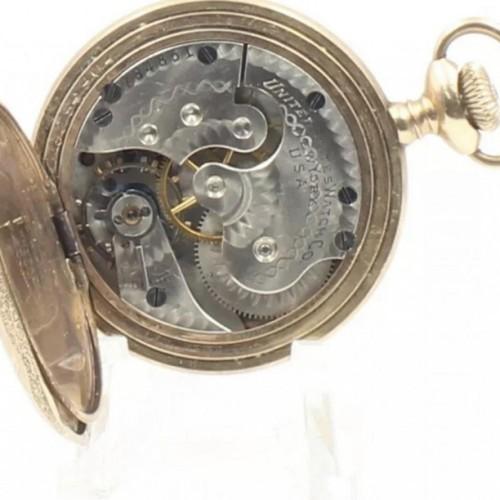 Image of U.S. Watch Co. (Waltham, Mass)  #784851 Movement