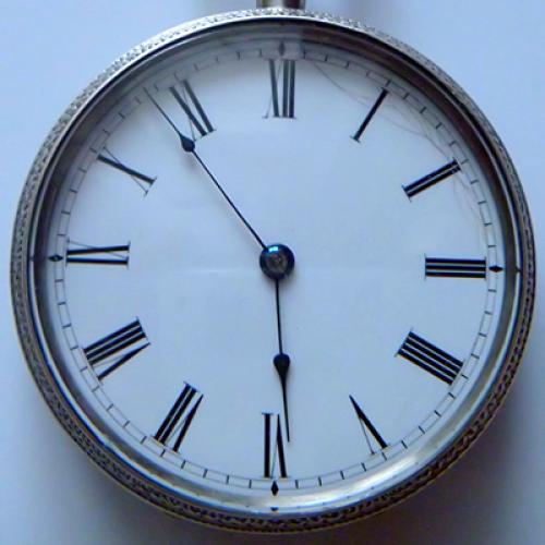 American Watch Co. Grade Amn. Watch Co. Pocket Watch Image