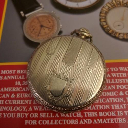 South Bend Grade 429 Pocket Watch